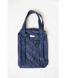 Рюкзак-сумка синяя