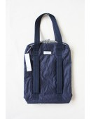 Рюкзак-сумка черная