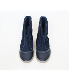 Grass shoes_6. Dark blue. Обувь-трава,  темно-синие
