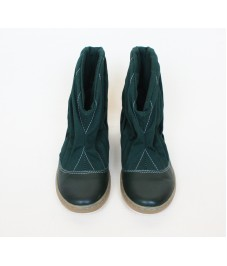 Grass shoes_6. Dark green. Обувь-трава,  темно-зеленые